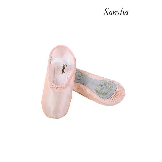 Medias puntas de ballet para niños 14S STAR