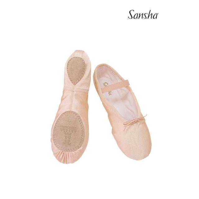 Medias puntas de ballet para niños 15S STAR-SPLIT
