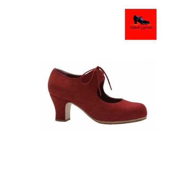 Zapato flamenco profesional ROBERTO GARRUDO 21883