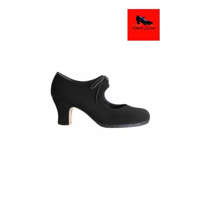 Zapato flamenco profesional ROBERTO GARRUDO 21884