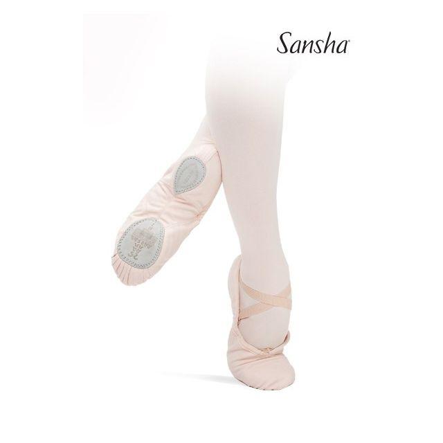 Medias puntas de ballet 3C SILHOUETTE