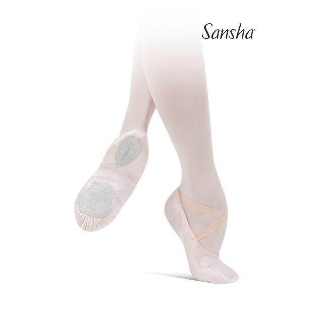 Medias puntas de ballet 3S SILHOUETTE