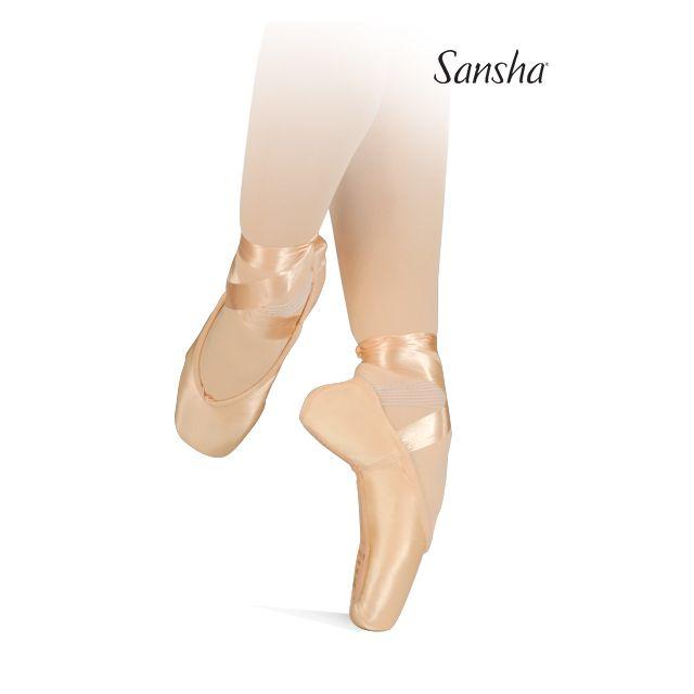 Puntas de ballet 404SP LYRICA