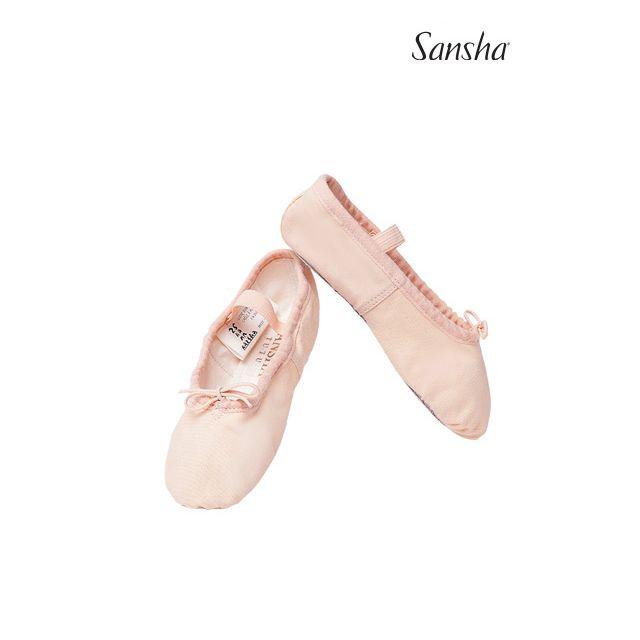 Medias puntas de ballet para niños 4C TUTU