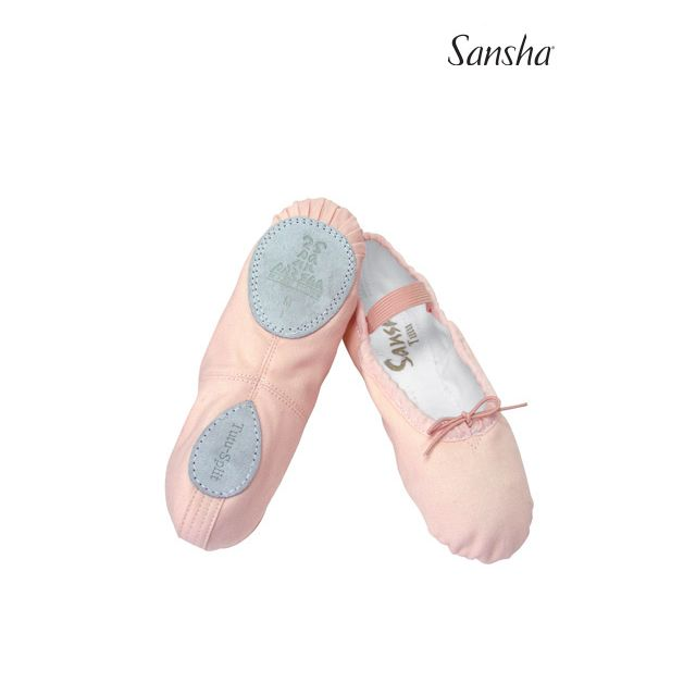 Medias puntas de ballet para niños 5C TUTU-SPLIT