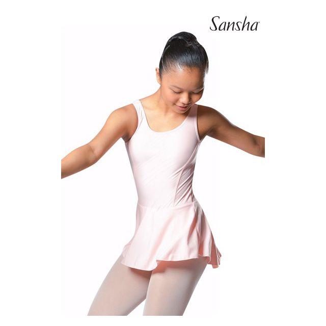 Maillot de camisola con falda para niños E518M ANIUTA