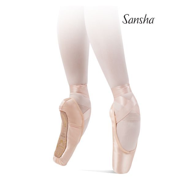 Puntas de ballet 801HSL VERSAILLES