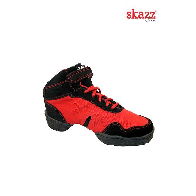 Sneakers altas de danza B53C BOOMERANG
