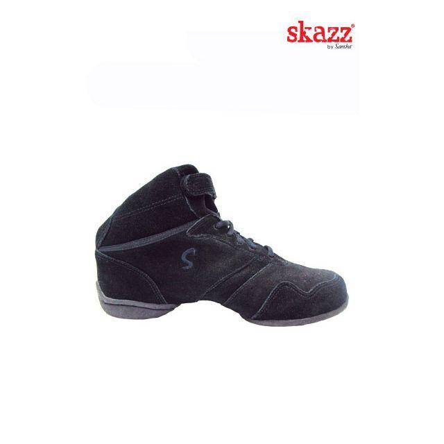 Sneakers altas de danza de piel B72L BOOMEVILLE