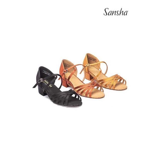 Zapatos de baile latino BK13061S JAZMIN