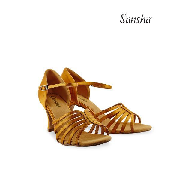 Zapatos de baile latino BR31036S SELIA