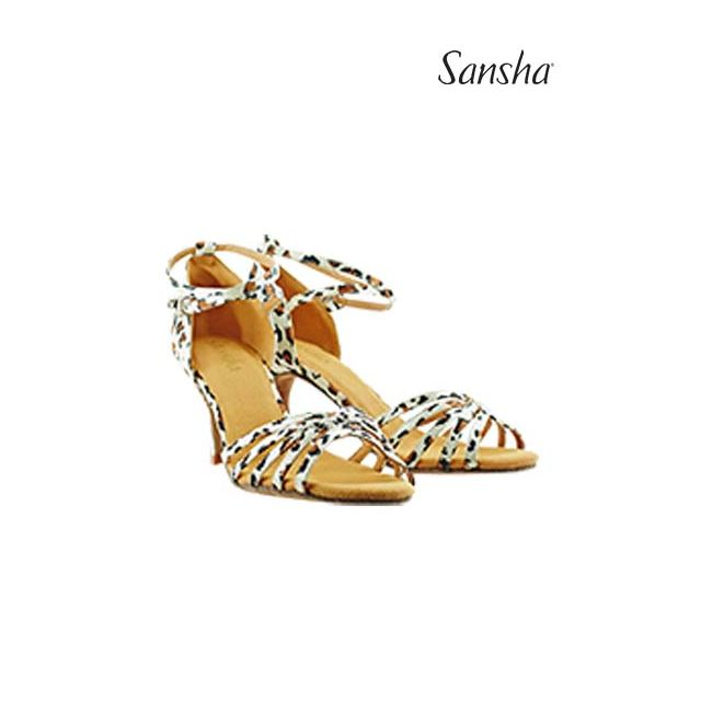 Zapatos de baile latino BR30016C ALAIA