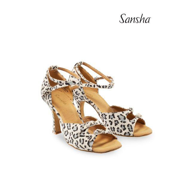 Zapatos de baile latino BR33049C PANTERA
