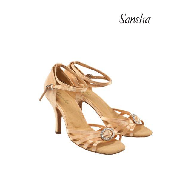 Zapatos de baile latino BR33051S DOLORES