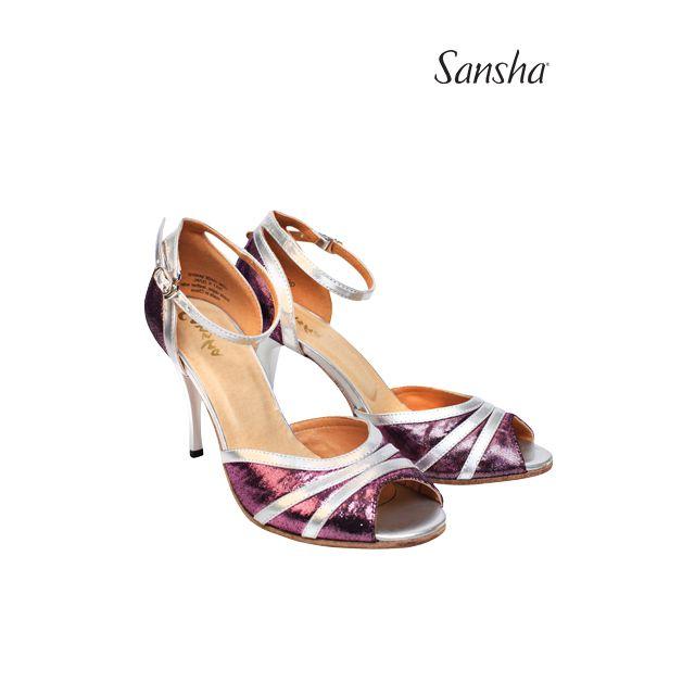 Zapatos de tango BT37004SC TULIA