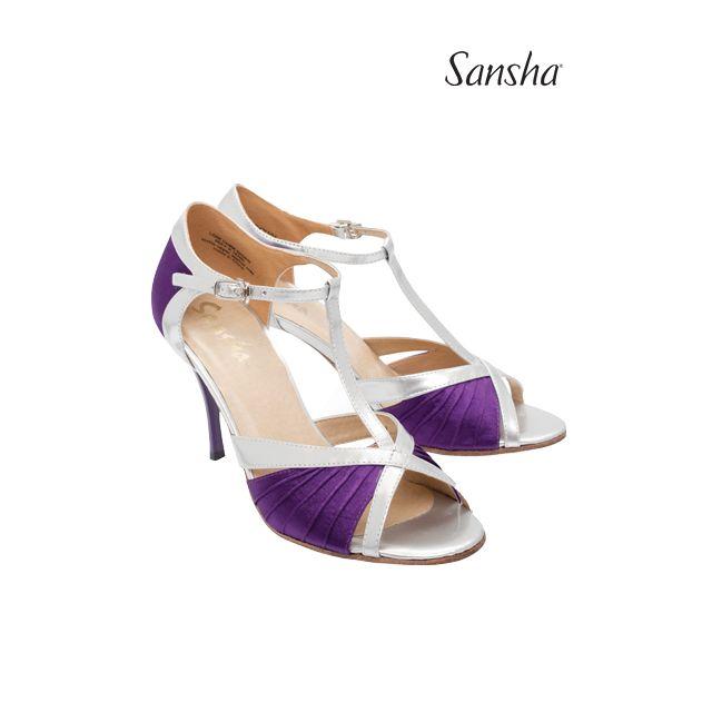 Zapatos de tango BT37006S TIERRA