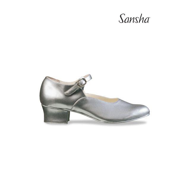 Zapatos de carácter CL10PA PRAGA