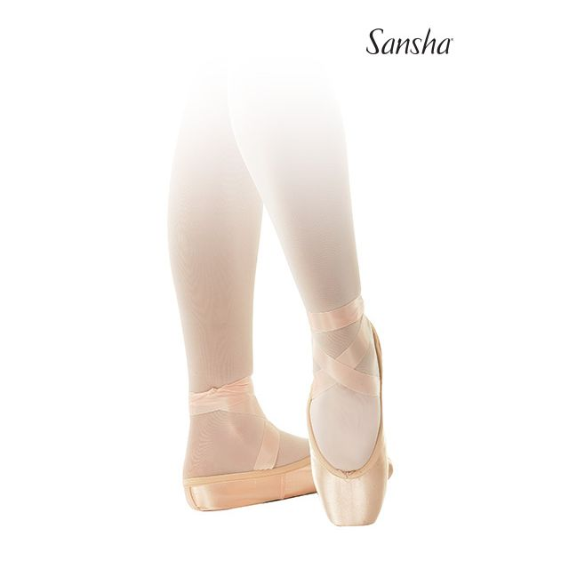 Puntas de ballet D501SP BAYADERKA