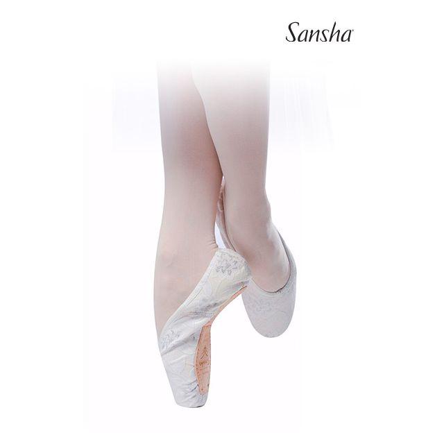 Puntas de ballet de escenario DECO01 SNOW WHITE