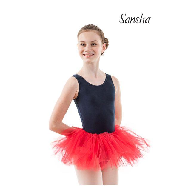 Tutú de ballet para niños DF015P FILOMENA
