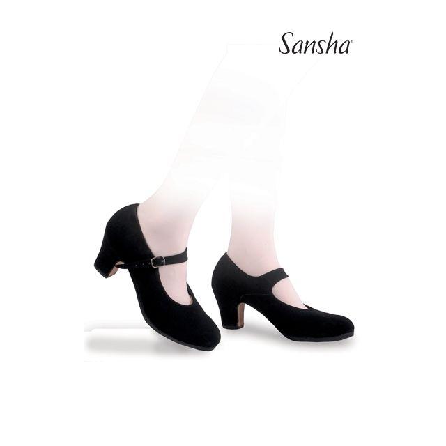 Zapatos de flamenco FL1S SEVILLA