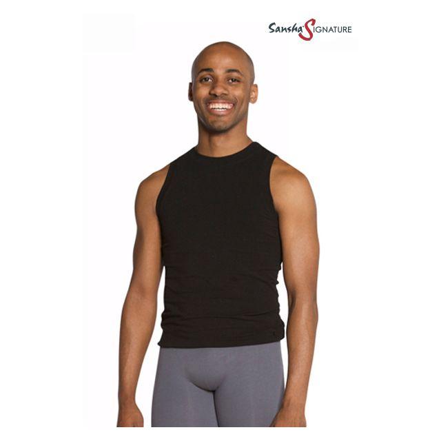 Camiseta sin mangas para hombre H2051C STEFAN