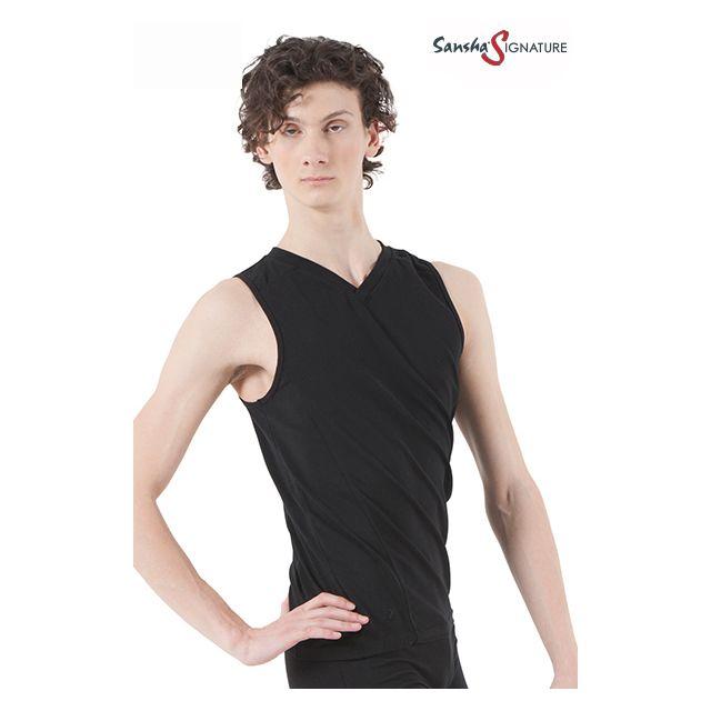 Camiseta sin mangas para hombre H2053C JASON