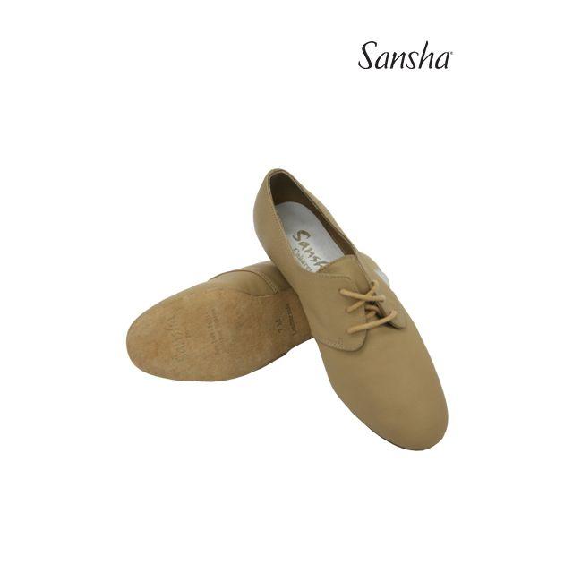 Zapatos de jazz con cordones JS41 CABARET