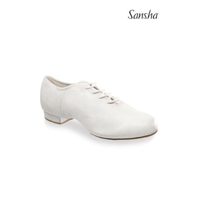 Zapatos de jazz de piel con cordones JS50L AVENUE