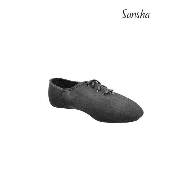 Zapatos de jazz con cordones JS51C TIVO-LITE