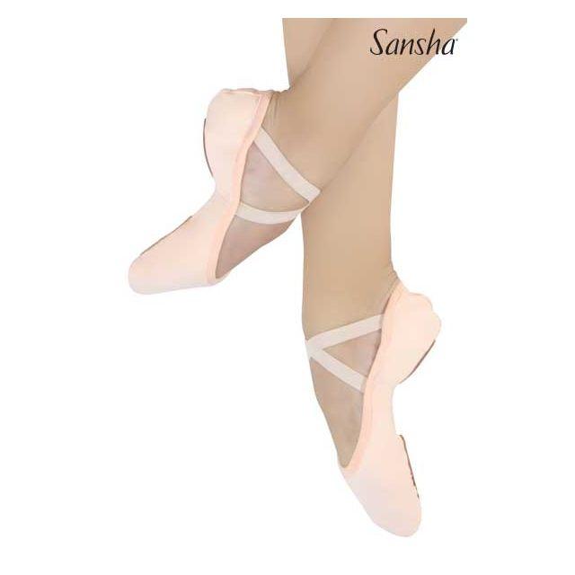 Medias puntas de ballet 25C JULIA