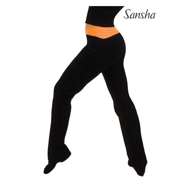 Pantalones bicolor L0102C LENI