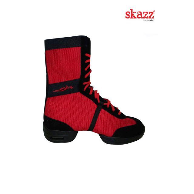 Sneakers altas de danza P101M PRAIA GRANDE