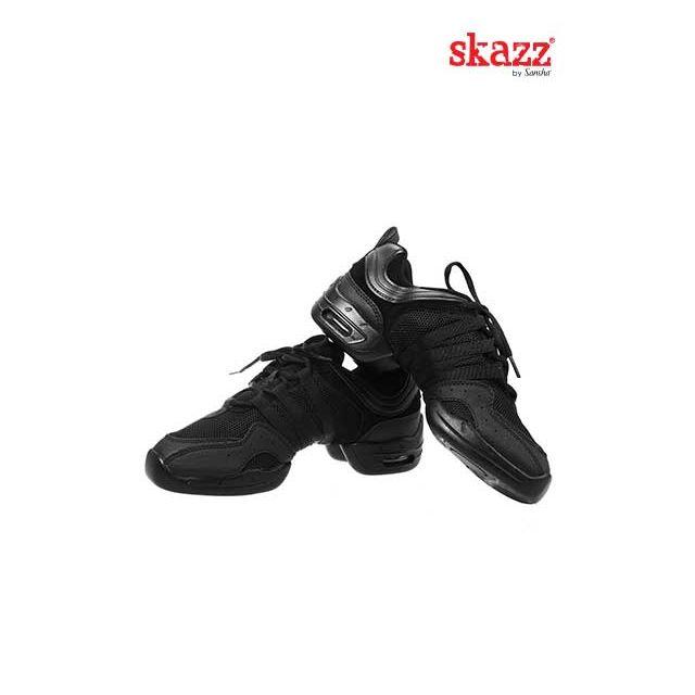 Sneakers de danza P22M TUTTO NERO