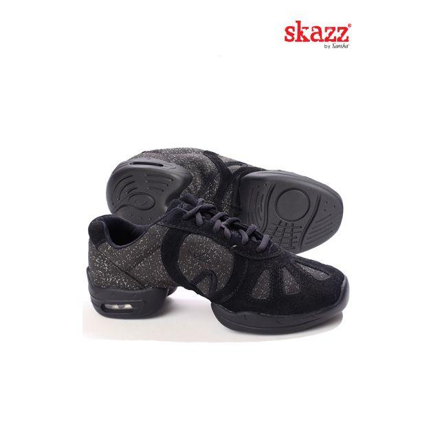 Sneakers de danza P40C STEP SHIMMERY