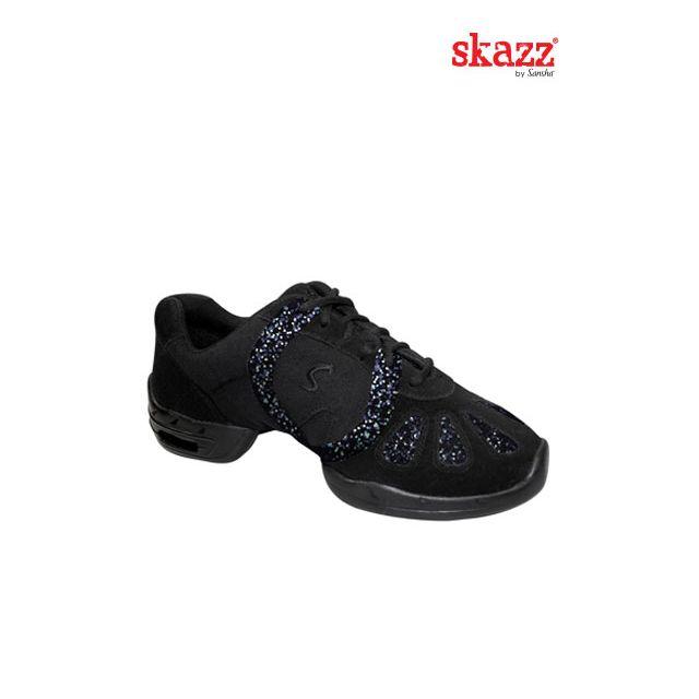 Sneakers de danza P40C STEP GLITTER