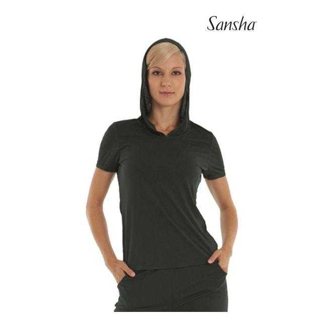 Camiseta con capucha PL3011R PATRICIA