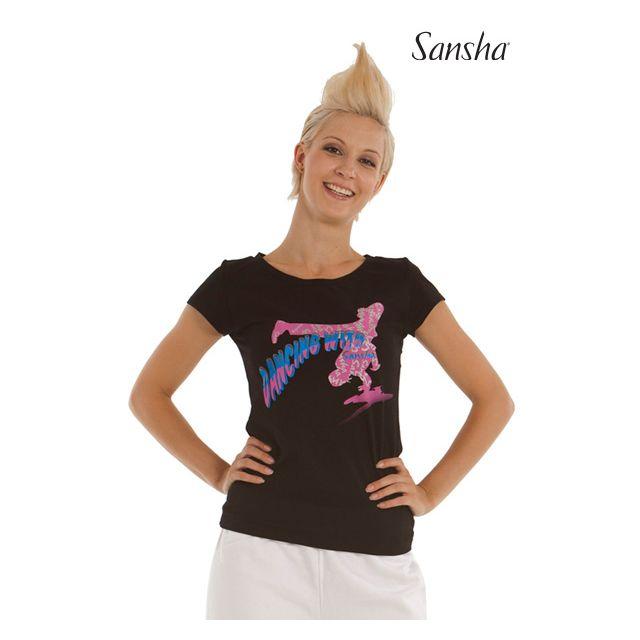 Camiseta estampada PL3014C SHERIFA