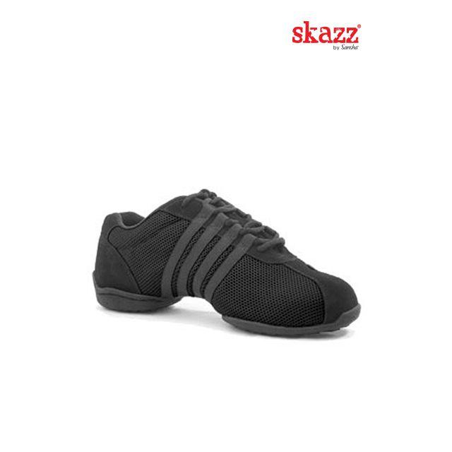 Sneakers de danza de piel S37M-Lco DYNA-STIE