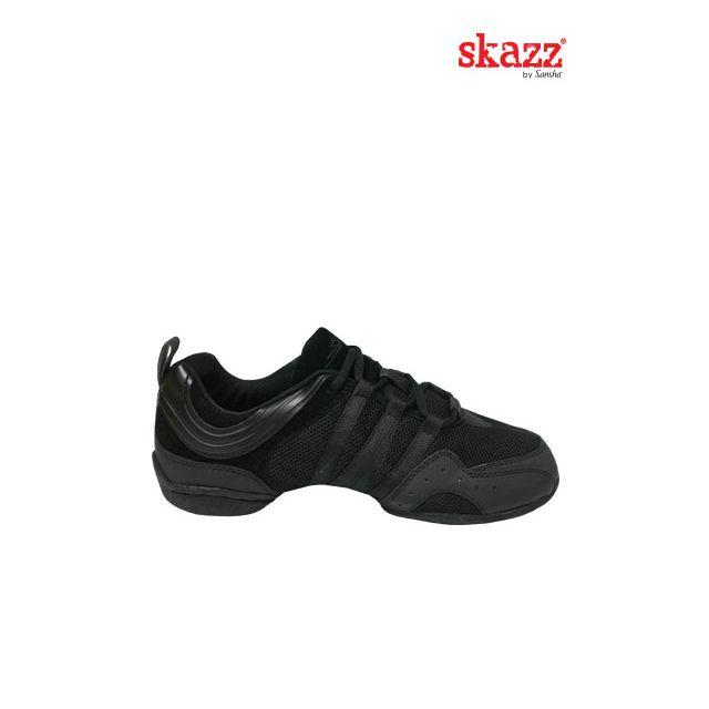 Sneakers de danza S922M SOLO NERO