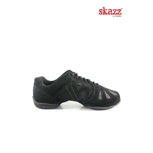 Sneakers de danza de piel S929L DYNAMO