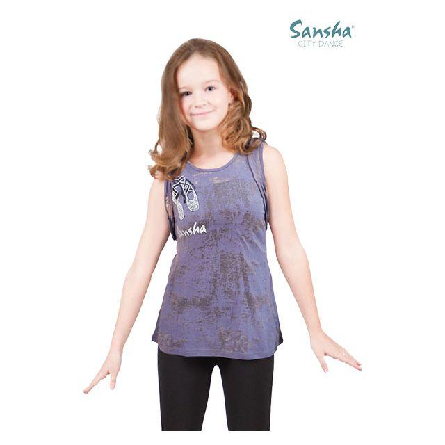 Camiseta de tirantes para niños SH-10