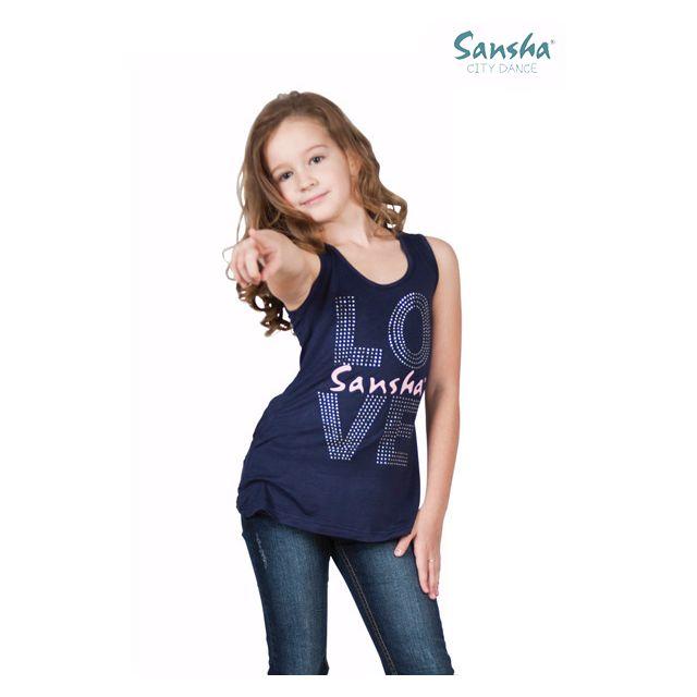 Camiseta de tirantes para niños SH-8A