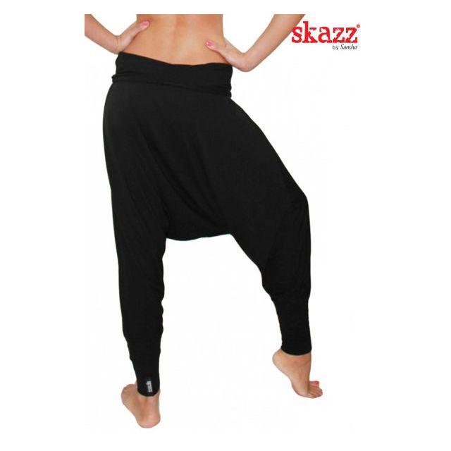 Pantalones harem anchos SK0119