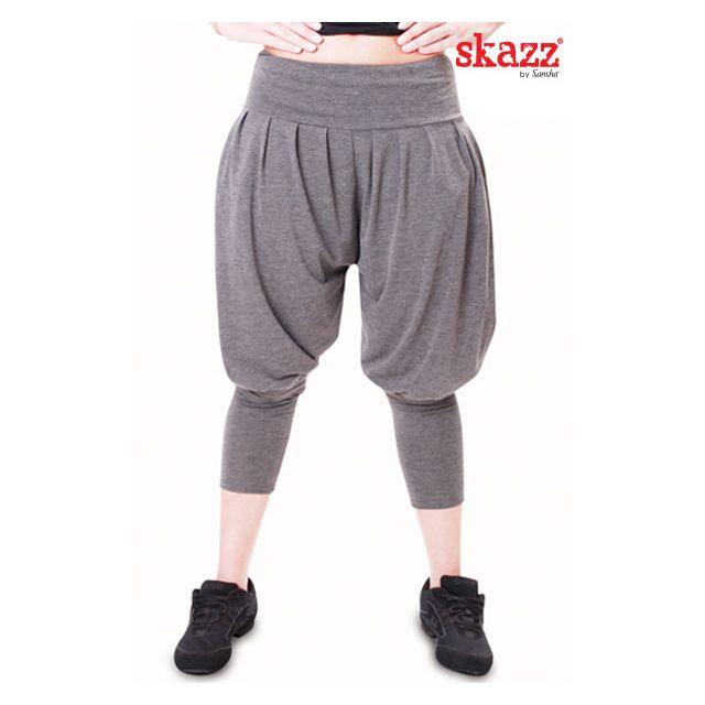 Pantalones harem medio largos SK0412