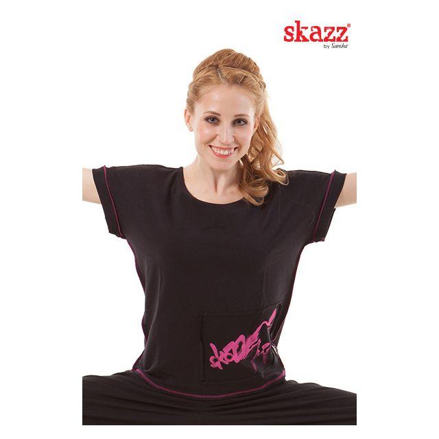 Camiseta de danza SK3038C