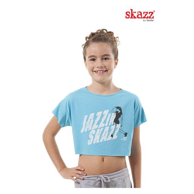 Camiseta de jazz de manga ancha SK3041V