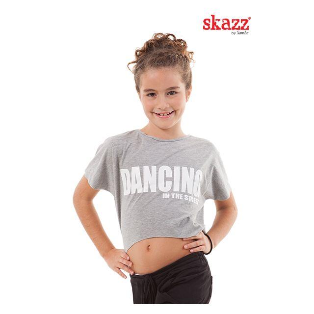 Camiseta de hip hop para niños SK3043V