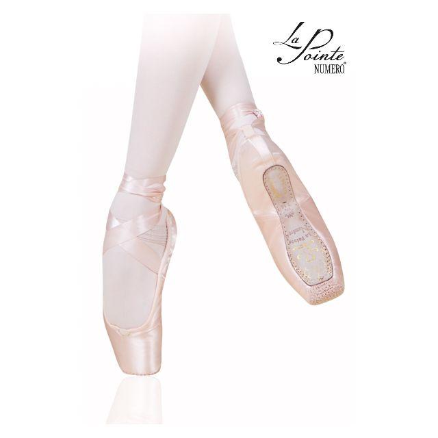 Puntas de ballet 4SL NUMERO 4