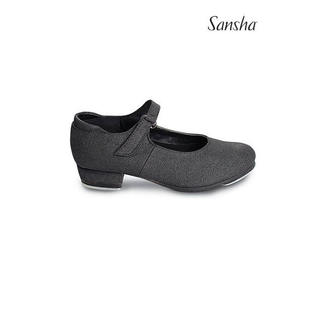 Zapatos de claqué para niños TA26C TEE-SOFIETTE